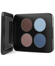 Youngblood Pressed Mineral Eyeshadow Quad 4 gr. - Glamour-Eyes