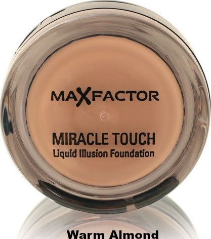 Max Factor Miracle Touch Liquid Illusion Foundation 11,5 g - Vælg Farve