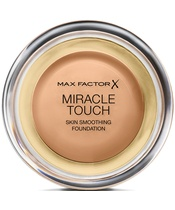 Max Factor Miracle Touch Liquid Illusion Foundation 11,5 gr. - Bronze 080