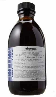 N/A – Davines alchemic shampoo 280 ml - red på nicehair.dk
