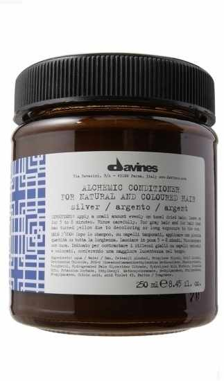 Davines Alchemic Conditioner 250 ml - Silver (gl. design)