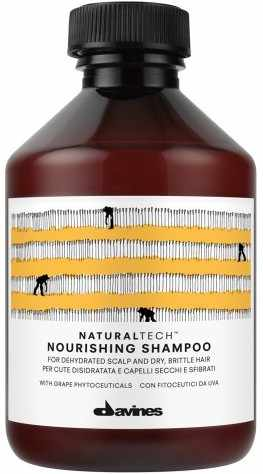 N/A Davines naturaltech energizing shampoo 250 ml på nicehair.dk