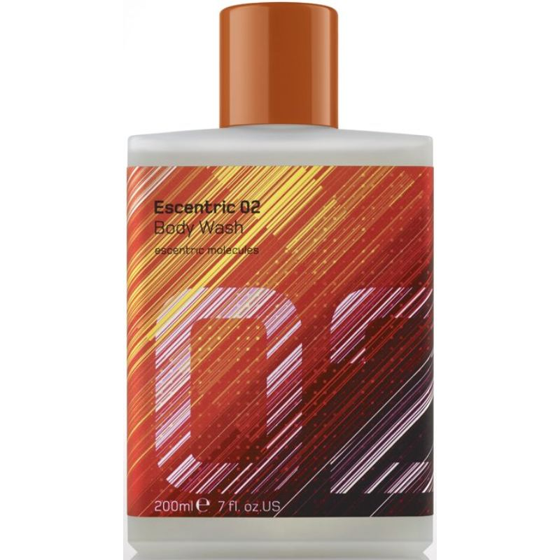 Escentric Molecules Escentric 02 Body Wash 200 Ml