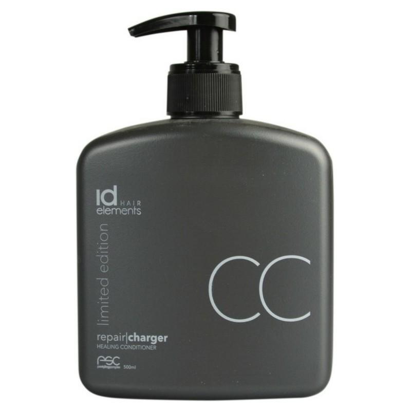 N/A – Id hair elements repair charger healing shampoo 500 ml på nicehair.dk