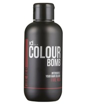 Id Hair Colour Bomb Fire Red 250 ml (gl. design)
