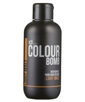 Id Hair Colour Bomb Light Malt 250 ml (gl. design)