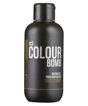 Id Hair Colour Bomb Spicy Curry 250 ml (gl. design)