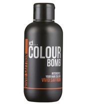 Id Hair Colour Bomb Vivid Saffron 250 ml (gl. design)