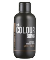 Id Hair Colour Bomb Sweet Toffee 250 ml (gl. design)