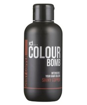 Id Hair Colour Bomb Shiny Copper 250 ml (gl. design)
