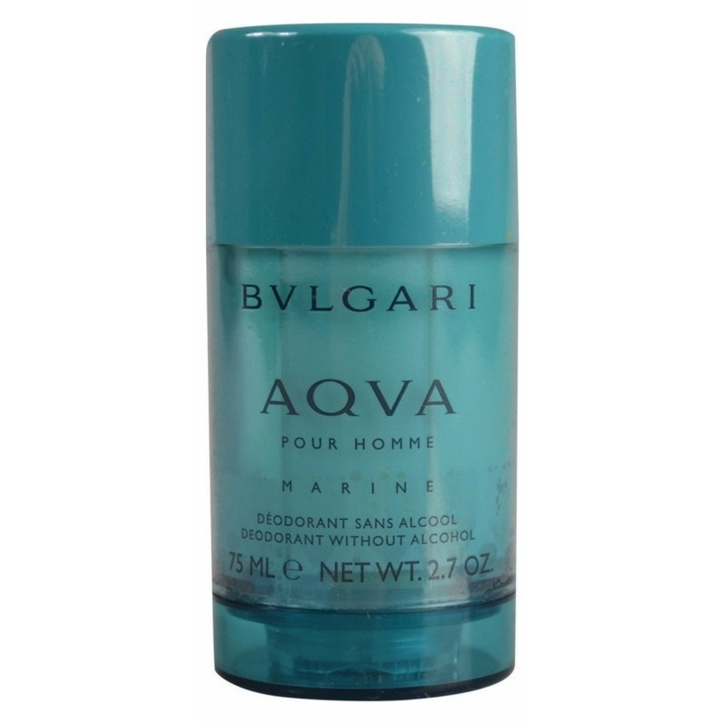 Bvlgari Aqva Pour Homme Marine Deodorant Without Alcohol 75 ml