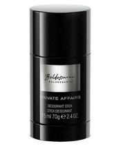 Baldessarini Private Affairs Deodorant Stick 75 ml (U)