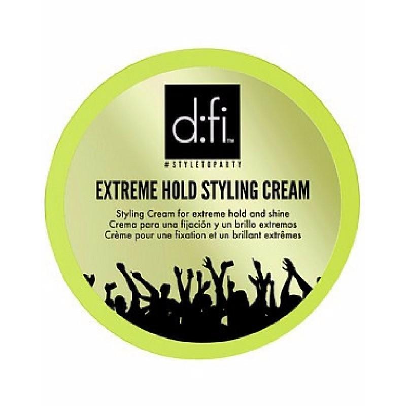 Dfi – Dfi extreme hold styling cream 75 g fra nicehair.dk