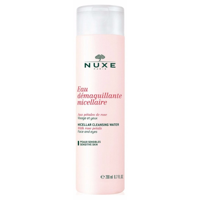 nuxe eau d maquillante micellaire cleansing water 200 ml. Black Bedroom Furniture Sets. Home Design Ideas
