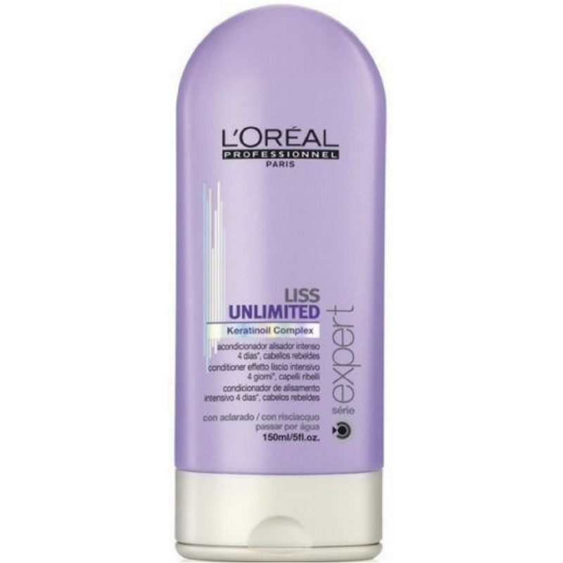 how to use loreal liss unlimited keratinoil complex