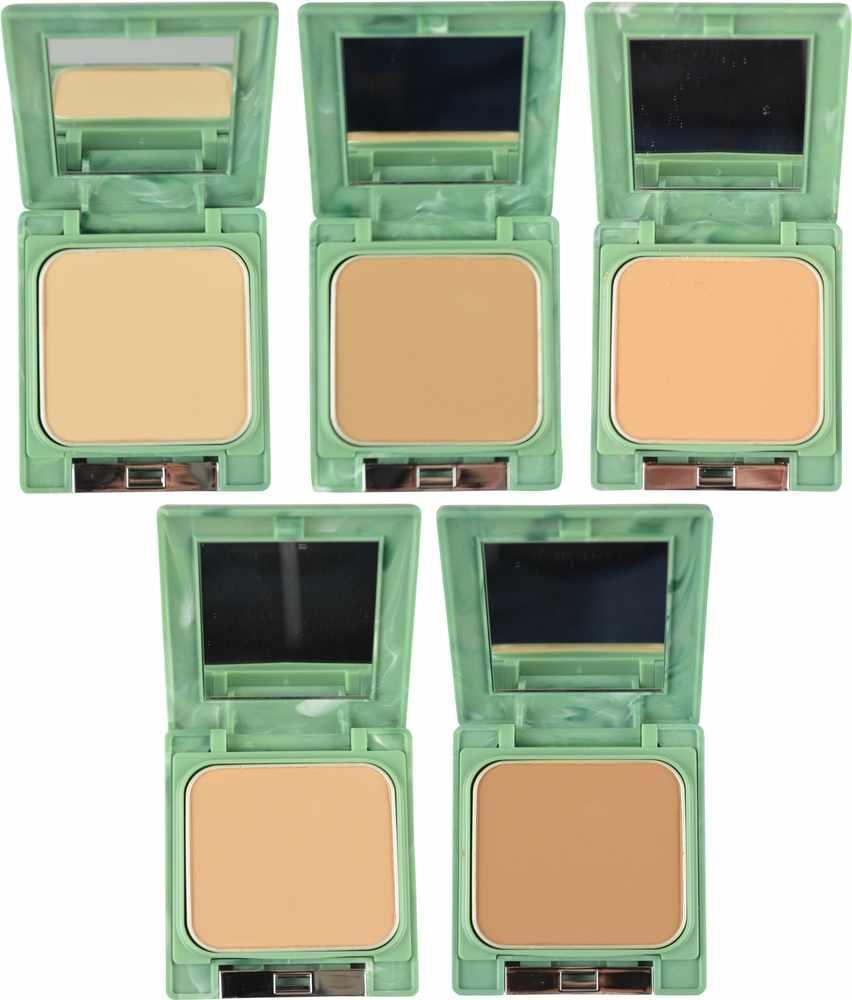 Almost Powder Makeup Компактная пудра с антиоксидантами Spf 15, 01
