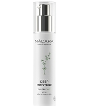 MÁDARA Deep Moisture Oil-Free Gel 50 ml