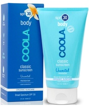COOLA Classic Sport Body Sunscreeen Unscented SPF 30 - 148 ml
