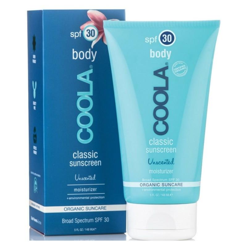 Foto van COOLA Classic Sport Sunscreen Unscented SPF 45 - 148 ml U
