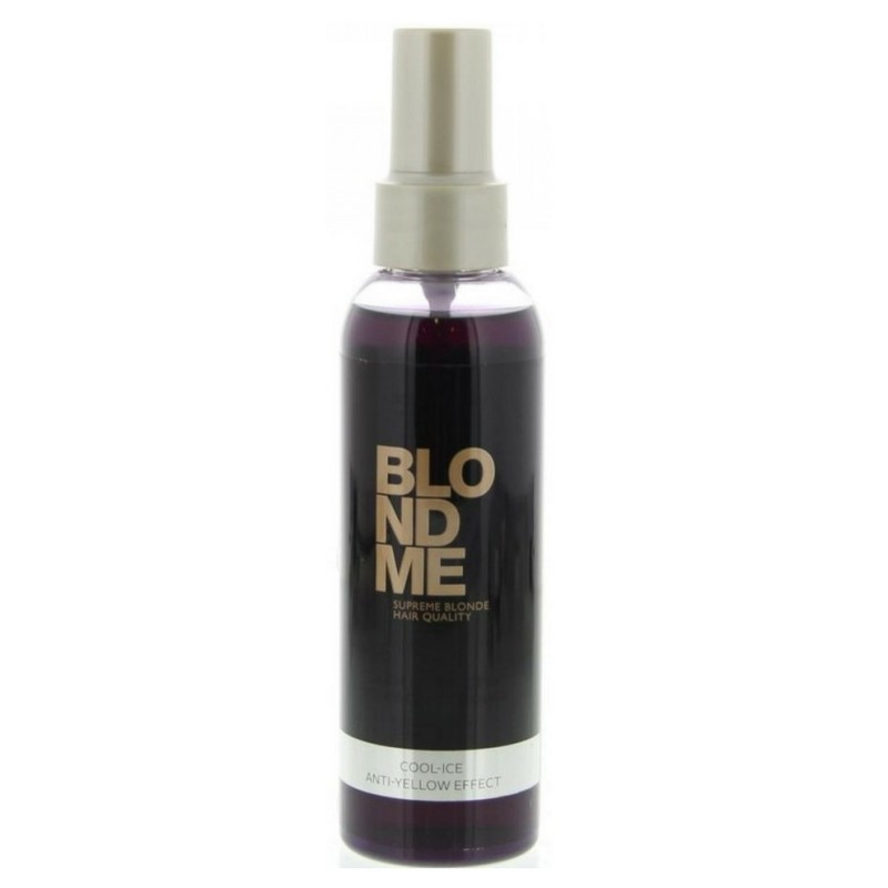 Schwarzkopf Blondme Color Correction Spray Conditioner Cool Ice 150