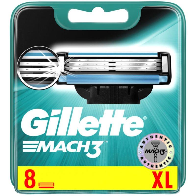Gillette Mach3 8 Blade