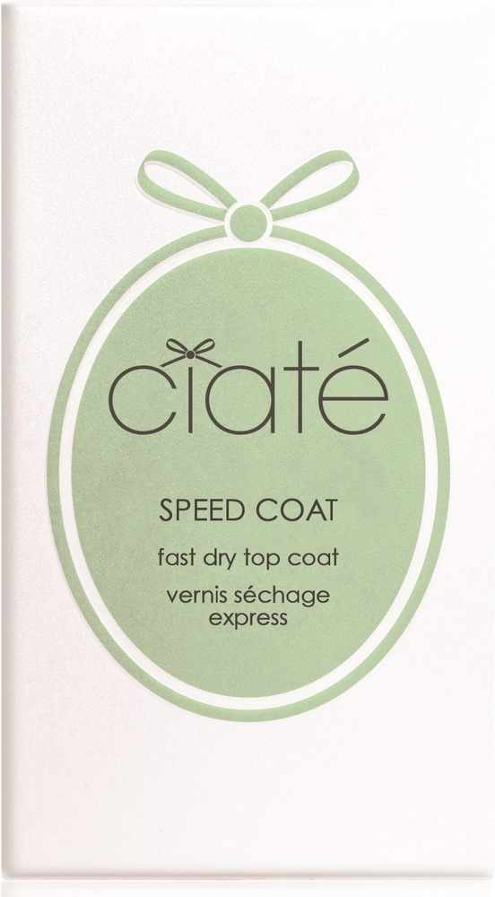 Foto van Ciate Neglelak Speed Coat 135 ml U