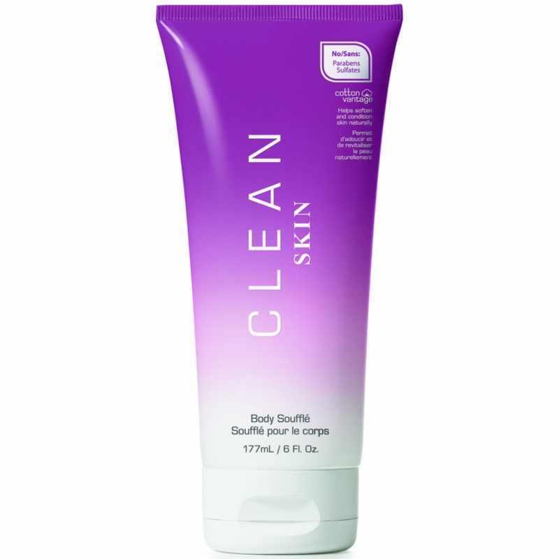 Foto van Clean Perfume Skin Body Souffle 177 ml U