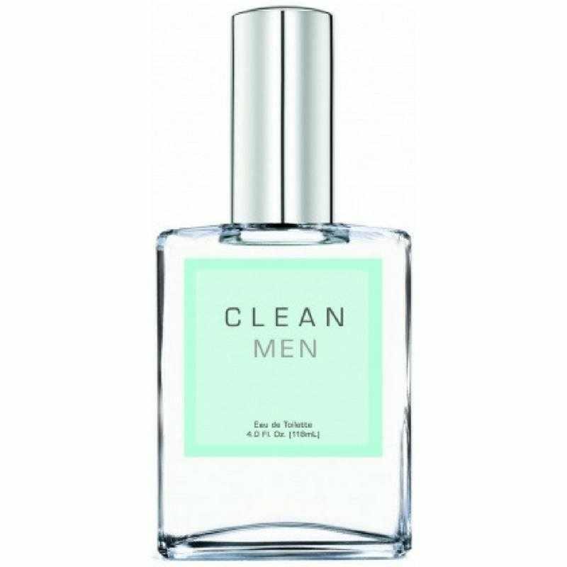Foto van Clean Perfume For Men EDT 118 ml U