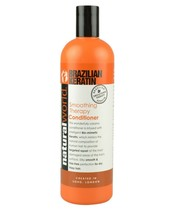 Natural World Brazilian Keratin Smoothing Therapy Conditioner 500 ml