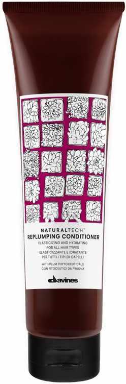 N/A – Davines naturaltech replumping shampoo 250 ml fra nicehair.dk