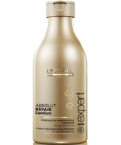 L'Oreal Absolut Repair Lipidium Shampoo 250 ml