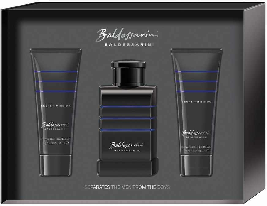 Baldessarini Secret Mission Gift set Men