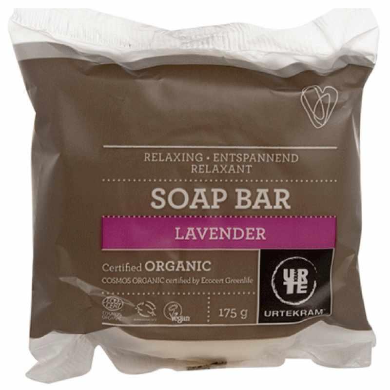 Urtekram – Urtekram no perfume soap bar 100 g fra nicehair.dk