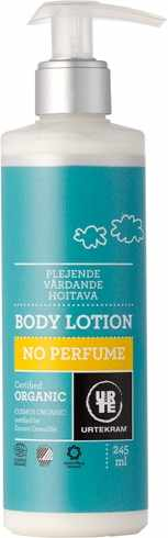 Urtekram No Perfume Body Lotion 245 ml