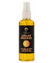 Cosmos Co Argan Bronze Tanning Oil 100 ml