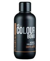 Id Hair Colour Bomb Caffé Latte 250 ml (gl. design)