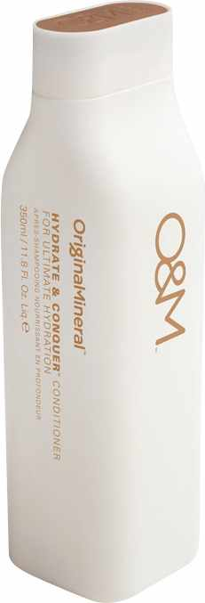 Om oirginal mineral original detox conditioner 350 ml us fra Om original mineral fra nicehair.dk
