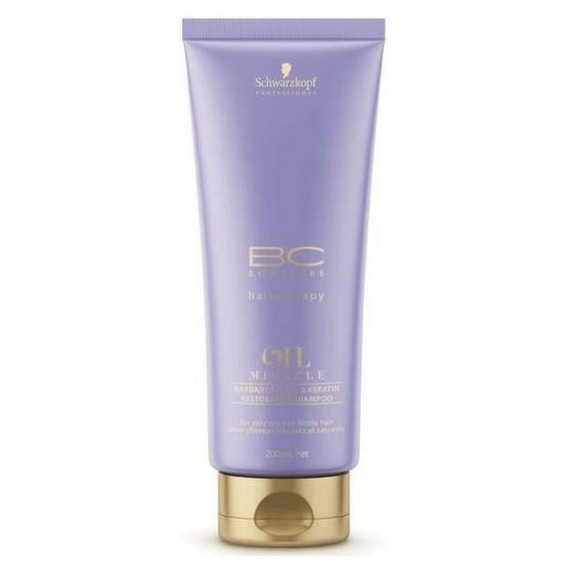 BC Oil Miracle Barbary Fig Oil Keratin Shampoo 200 ml U