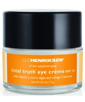 Ole Henriksen Total Truth Eye Creme SPF 15 - 15 gr.