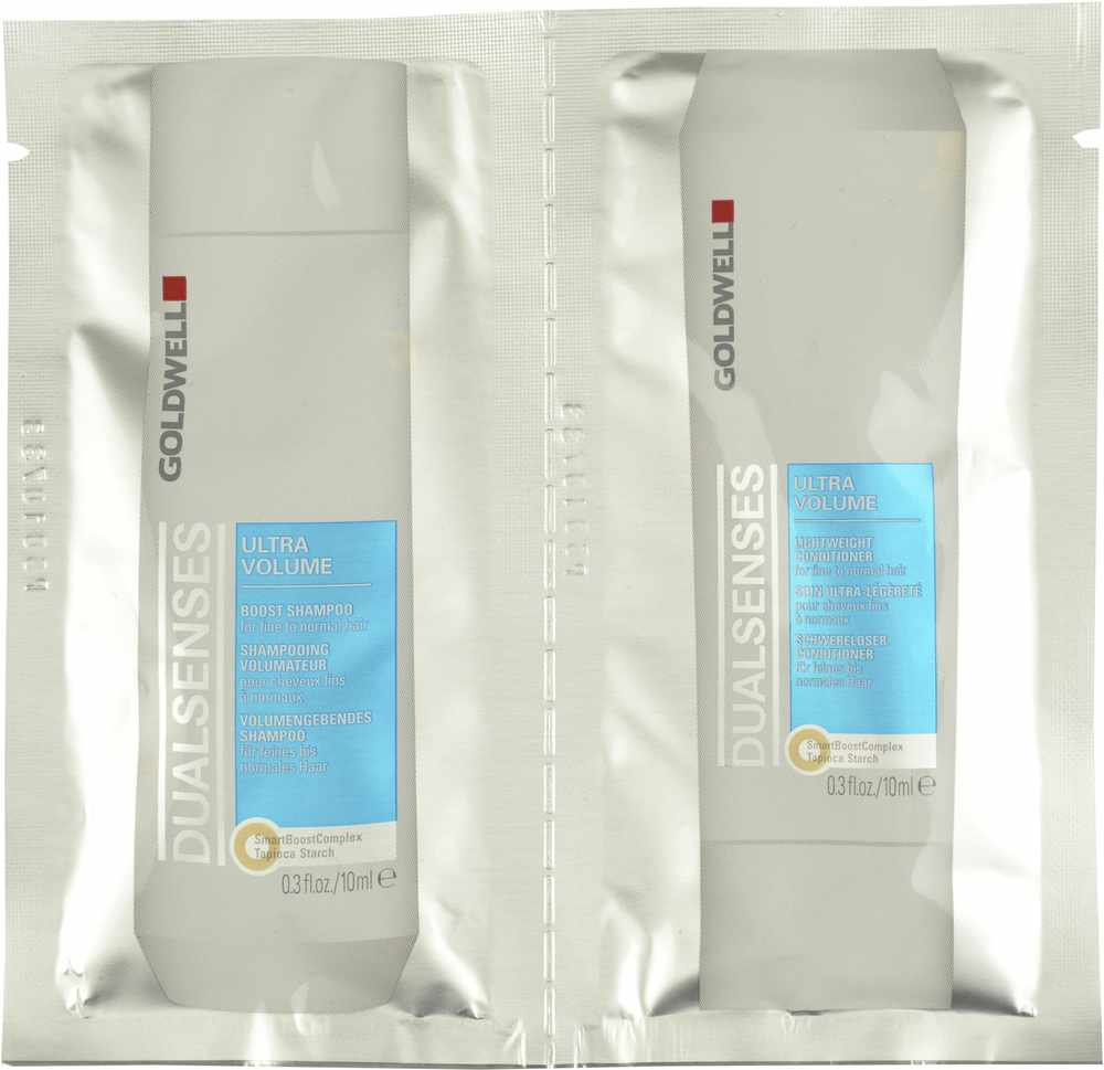 Goldwell Dualsenses Ultra Volume Shampoo & Conditioner 2x10ml