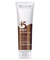 Revlon 2in1 Shampoo & Conditioner for Sensual Brunettes 275 ml