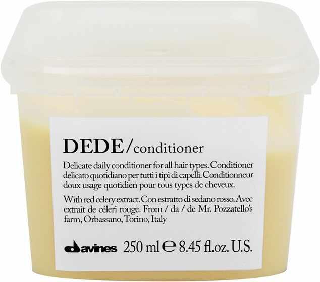 N/A – Davines dede shampoo 250 ml fra nicehair.dk