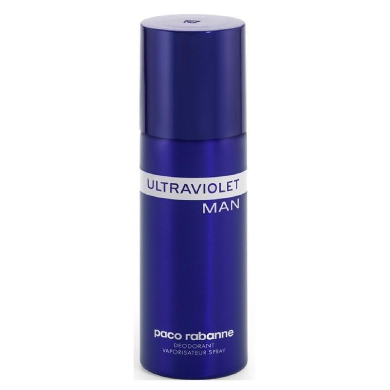 Paco Rabanne Ultraviolet Man Deodorant Spray 150 ml