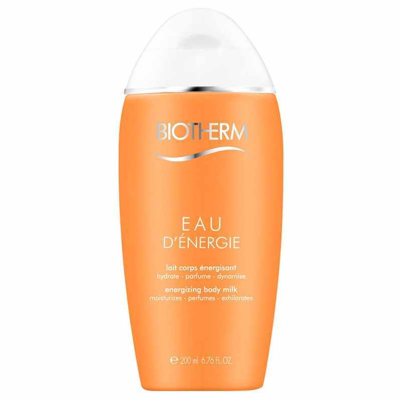 Biotherm Eau d'Energie Beautiful Perfumed Body Cream Body Milk 200 ml