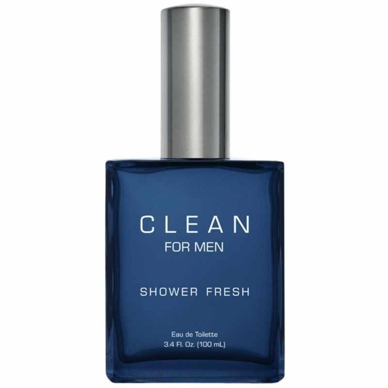 Foto van Clean Perfume For Men Shower Fresh EDT 100 ml