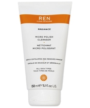 REN Skincare Micro Polish Cleanser 150 ml