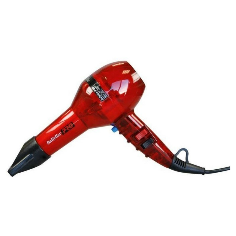 Babyliss Pro Red Magic Hair Dryer (BAB6447E) (U)