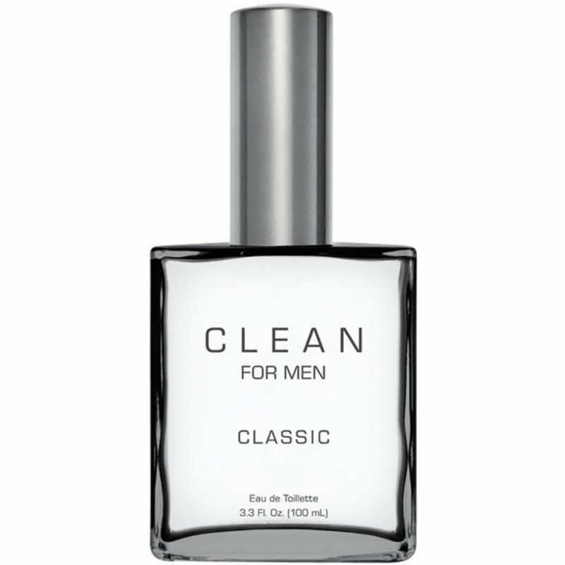Foto van Clean Perfume For Men Classic EDT 100 ml