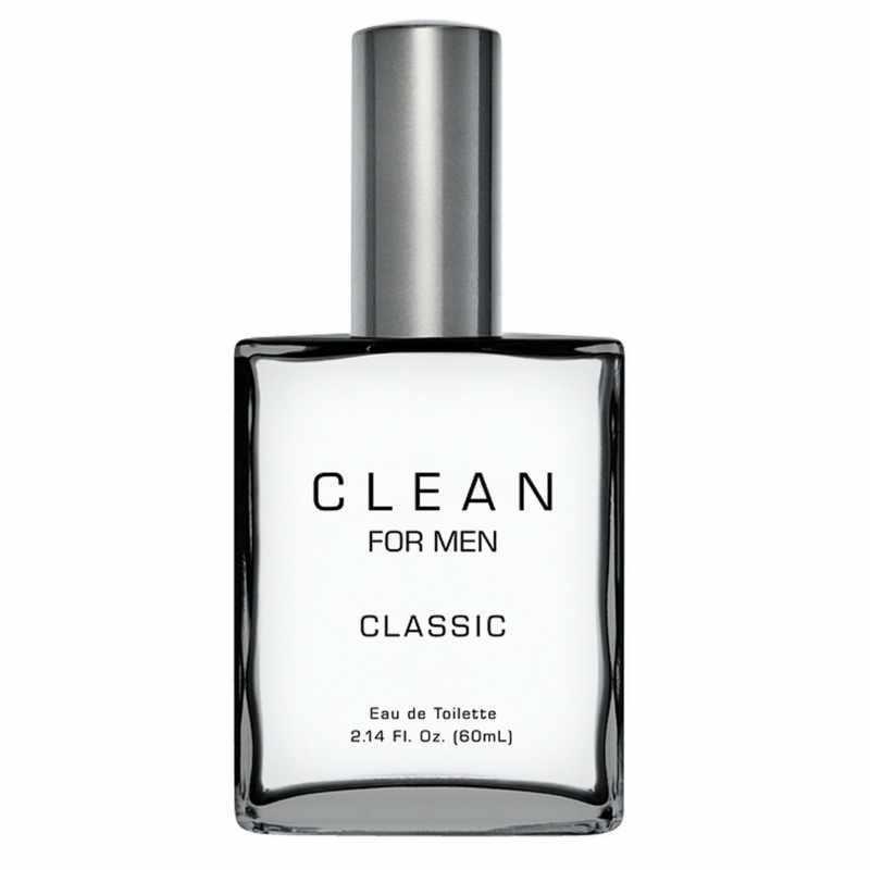 Foto van Clean Perfume For Men Classic EDT 60 ml