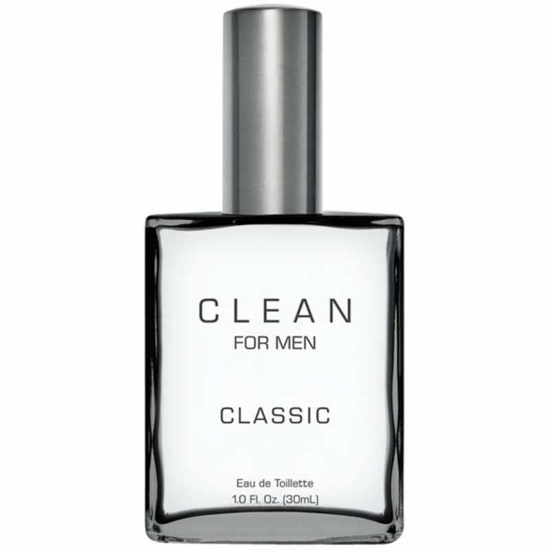 Foto van Clean For Men Classic EDT 30 ml